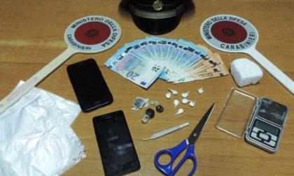 Spaccio di stupefacenti, arrestato 43enne