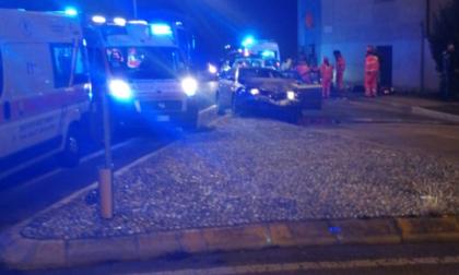 Grave incidente a Rovato: coinvolte sei persone