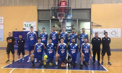 L'Orzinuovi basket chiude il 2018 a Padova
