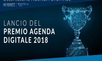 Provincia di Brescia vince il premio Agenda Digitale 2018