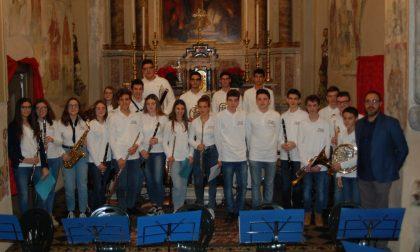 Giovani in concerto a Rovato per santa Lucia