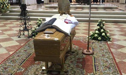 L'ultimo saluto della Diocesi bresciana a monsignor Olmi