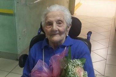 Nonna Maria di Palazzolo si è spenta a 105 anni