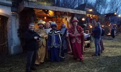 I Re Magi arrivano a Castiglione