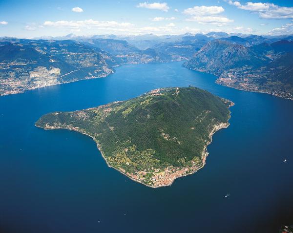 Coldiretti dalla parte di Monte Isola per il concorso European Best Destination