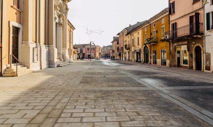 Riaperte definitivamente piazza e vie del centro a Borgosatollo