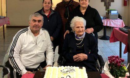 Nonna Emilia di Ludriano spegne 100 candeline