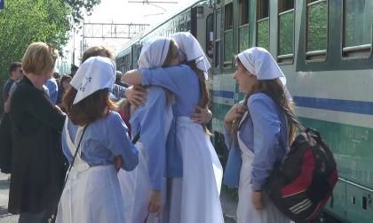 I bresciani aspettano il pellegrinaggio a Lourdes con i malati