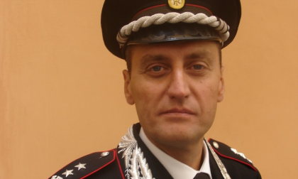 Il Colonnello Magrini lascia il comando provinciale