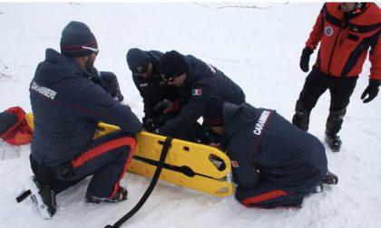 Valle camonica: continuano gli interventi di soccorso dei Carabinieri sciatori