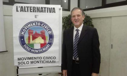 """Guglielmo Tenca è il candidato sindaco per """"Solo Montichiari"""""""