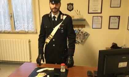 Toscolano Maderno: giovane arrestato per spaccio e resistenza a pubblico ufficiale