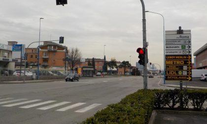 Lavori a Brescia,, modifiche alla viabilità per 70 giorni