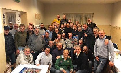 Vecchie glorie del Radiomobile di Brescia in festa
