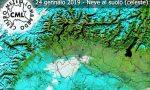 Domani arriva la neve in collina | Previsioni Meteo Lombardia
