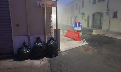 Trasgressore seriale di Borgosatollo, sanzionato il furbetto dei rifiuti