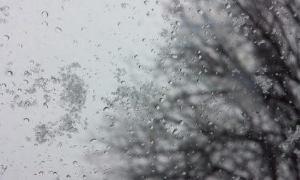 Meteo, pioggia e calo delle temperature