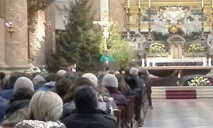 Celebrazione eucaristica a Montichiari per le attività parrocchiali