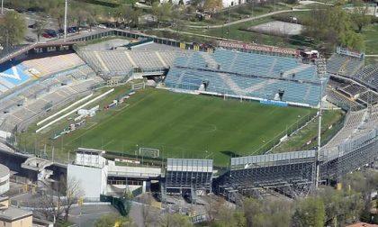 Stadio Rigamonti: si lavora in vista della prima partita in casa