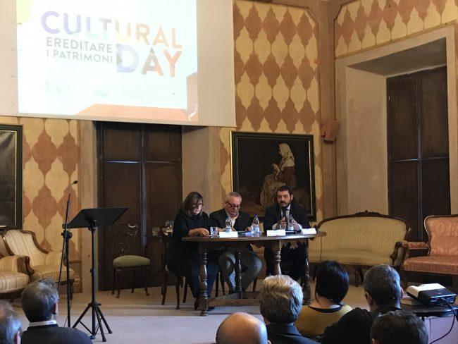 Cultural Day: Nicoletta Bontempi, Stefano Bruno Galli, Samuele Alghisi