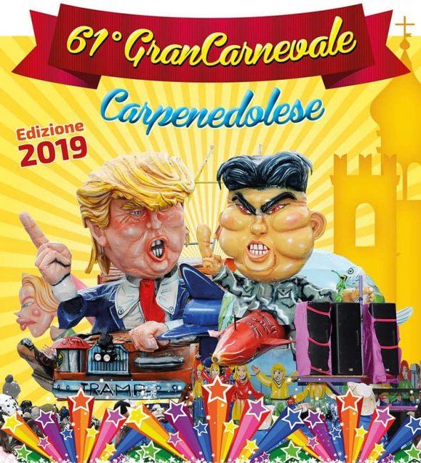Carnevale Carpenedolese, sabato al via totalmente rinnovato