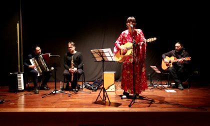 Laura Sirani ha incantato il teatro dell'oratorio di Pontoglio