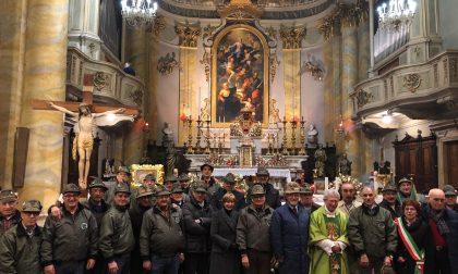 Gli Alpini di Castrezzato hanno commemorato Nikolajewka