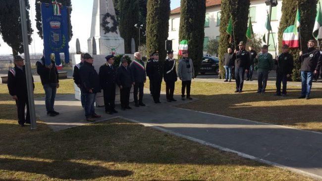 Cazzago San Martino: gli alpini ricordano i caduti della battaglia di Nikolajewka VIDEO