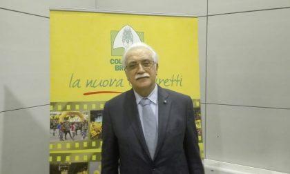 Giorgio Calabrese al convegno Coldiretti Brescia a Montichiari