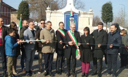Inaugurazione della fiera agricola di Calvisano