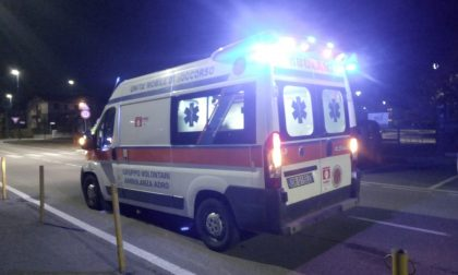 Drammatico incidente stradale, due morti