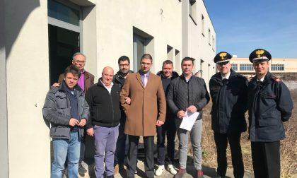 Caserma dei carabinieri a Pontoglio: in autunno sarà finalmente pronta