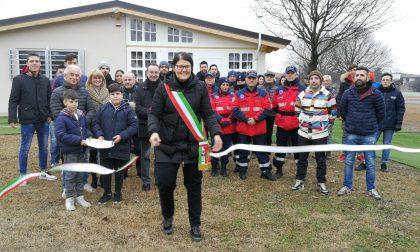 Inaugurazione a Verolavecchia: riaperto il Chiosco