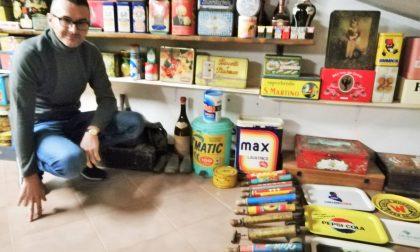 Infinite collezioni, migliaia di oggetti: Riccardo ha creato la sua casa-museo