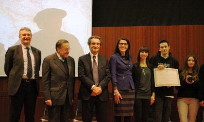 Il liceo Enrico Fermi premiato a Palazzo Pirelli