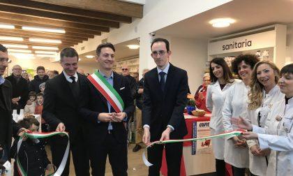 Inaugurata ufficialmente la Chiari Farma di viale Mazzini