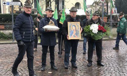 Alpini di Chiari riuniti per il 76esimo anniversario di Nikolajewka