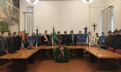 Celebrato a Chiari il giorno del Ricordo