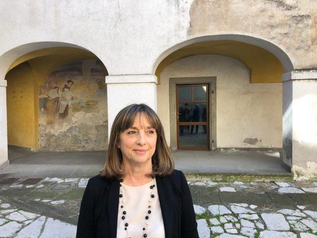 E&#8217&#x3B; Piera Anna Faita il candidato sindaco di &#8220&#x3B;Progetto Iseo&#8221&#x3B;, successore di Venchiarutti VIDEO