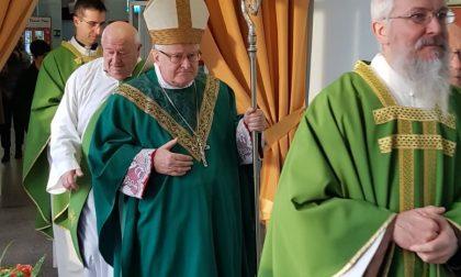 Giornata Mondiale del Malato: vescovo Zenti visita l'ospedale di Desenzano
