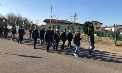 Gli Alpini festeggiano Nikolajewka a San Pancrazio