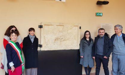 Il leone di San Marco torna a splendere a Desenzano