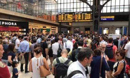 Sciopero dei treni domani: stop alla circolazione dalle 9 alle 17