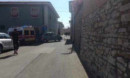 Ciclista in contromano, investita una donna a Calcinato