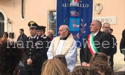 Alfianello in festa per don Ruggero