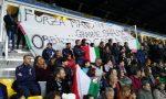 La Comunità Shalom allo stadio per la partita di calcio della Nazionale