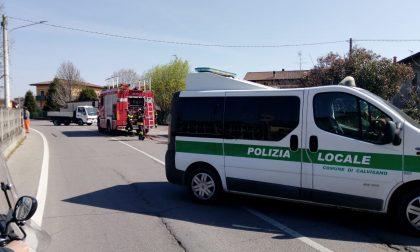 Incendio al cassonetto, il secondo in nove giorni a Calvisano