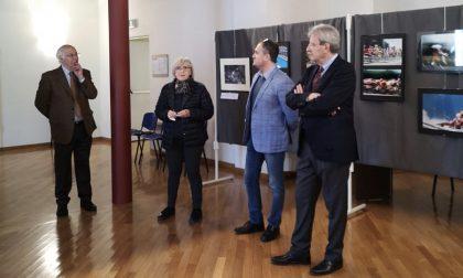 Pontevico inaugurata oggi la mostra fotografica di Francesco Gobbi