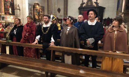Rievocazione storica ad Asola in occasione del voto a San Giuseppe