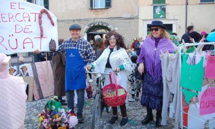 Il mercato al centro del Carnevale di Rovato
